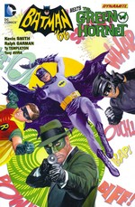 Batman (TPB): Batman '66 Meets The Green Hornet - TILBUD (så længe lager haves, der tages forbehold for udsolgte varer).