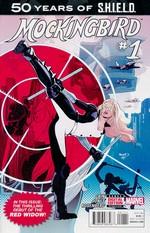 S.H.I.E.L.D. One-Shot: Mockingbird #1 - 50 Years of S.H.I.E.L.D.