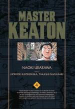 Master Keaton (TPB) nr. 4.