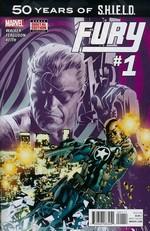 S.H.I.E.L.D. One-Shot: Fury #1 - 50 Years of S.H.I.E.L.D.