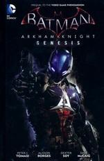 Batman (HC): Arkham Knight - Genesis - TILBUD (så længe lager haves, der tages forbehold for udsolgte varer).