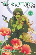 Black Rose Alice (TPB) nr. 6:  - TILBUD (så længe lager haves, der tages forbehold for udsolgte varer).