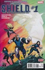 S.H.I.E.L.D., Agents of (All-New, All-Different) nr. 1.
