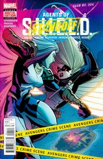 S.H.I.E.L.D., Agents of (All-New, All-Different) nr. 4: Standoff.