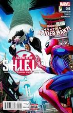 S.H.I.E.L.D., Agents of (All-New, All-Different) nr. 5.