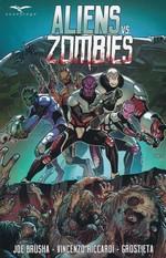 Aliens Vs. Zombies (TPB): Aliens Vs. Zombies - TILBUD (så længe lager haves, der tages forbehold for udsolgte varer).