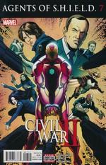 S.H.I.E.L.D., Agents of (All-New, All-Different) nr. 7: Civil War II.