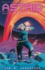Astrid (TPB) nr. 1: Cult of the Volcanic Moon.