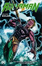 Aquaman, DCnU (TPB) nr. 7: Exiled - TILBUD (så længe lager haves, der tages forbehold for udsolgte varer).