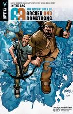 Archer & Armstrong (TPB): Archer & Armstrong - Adventures of A&A Vol.1: In the Bag - TILBUD (så længe lager haves, der tages forbehold for udsolgte varer).