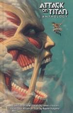 Attack on Titan (HC): Attack on Titan Anthology - TILBUD (så længe lager haves, der tages forbehold for udsolgte varer).