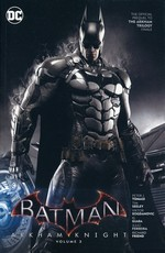 Batman (TPB): Arkham Knight vol. 3 - TILBUD (så længe lager haves, der tages forbehold for udsolgte varer).