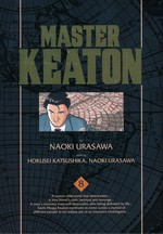 Master Keaton (TPB) nr. 8.