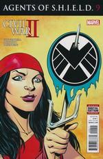 S.H.I.E.L.D., Agents of (All-New, All-Different) nr. 9: Civil War II.