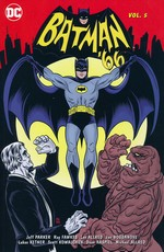 Batman (TPB): Batman '66 vol. 5 - TILBUD (så længe lager haves, der tages forbehold for udsolgte varer).