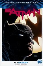 Batman (Rebirth)  (TPB) nr. 1: I am Gotham.