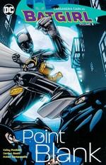 Batgirl (TPB): Vol. 3: Point Blank - TILBUD (så længe lager haves, der tages forbehold for udsolgte varer).