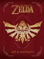 Art - Legend of Zelda (HC) nr. 2: Legend of Zelda - Art and Artifacts (Art Book).