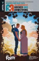 Archer & Armstrong (TPB): Archer & Armstrong - Adventures of A&A Vol.2: Romance and Road Trips - TILBUD (så længe lager haves, der tages forbehold for udsolgte varer).
