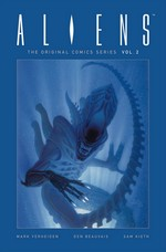 Aliens (HC): The Original Comics Series vol. 2.
