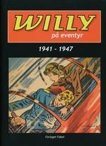 Willy på eventyr: Samlet 1941-1947 (HC) (Harry Nielsen).