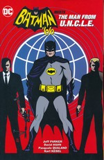 Batman (TPB): Batman '66 Meets the Man From U.N.C.L.E - TILBUD (så længe lager haves, der tages forbehold for udsolgte varer).