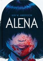 Alena (Dansk) (HC): Alena.