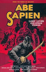 Abe Sapien (TPB) nr. 9: Lost Lives and Other Stories.