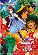 Captive Hearts of Oz (TPB) nr. 2: Follow the Yellow Brick Road…into Darkness!.