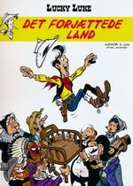 Lucky Luke nr. 78: Forjættede Land, Det (HC).