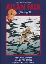Allan Falk (HC): 1987-1988.