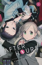After Hours (TPB) nr. 1.