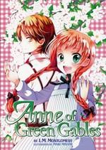 Anne of Green Gables (Manga) (TPB): Novel - TILBUD (så længe lager haves, der tages forbehold for udsolgte varer).