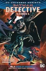 Batman (Rebirth)  (TPB): Detective Comics (2016): Vol. 3: League of Shadows.