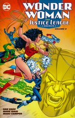 Wonder Woman (TPB): Wonder Woman and Justice League America vol. 2.