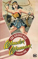 Wonder Woman (TPB): Wonder Woman: The Golden Age vol. 1.