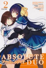 Absolute Duo (TPB) nr. 2: Battle Ready.