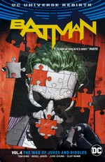 Batman (Rebirth)  (TPB) nr. 4: War of Jokes and Riddles, The.