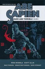 Abe Sapien (HC) nr. 2: Dark and Terrible.