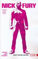 Nick Fury (TPB): Nick Fury (ANAD) Vol.1: Deep-Cover Capers.