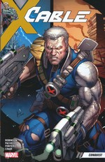 Cable (TPB): Cable (2017) Vol. 1: Conquest.