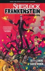 Black Hammer (TPB): Sherlock Frankenstein & the Legion of Evil.