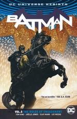 Batman (Rebirth)  (TPB) nr. 5: Rules of Engagement, The.