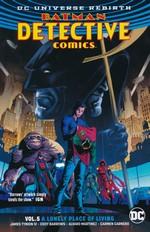 Batman (Rebirth)  (TPB): Detective Comics (2016): Vol. 5: Lonely Place of Living.