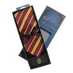 Harry Potter Merchandise: Tie & Metal Pin Deluxe Box Gryffindor.