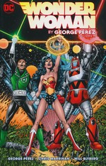 Wonder Woman (TPB): Wonder Woman by George Perez vol. 3.