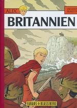 Alix nr. 19: Britannien (HC).