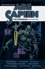 Abe Sapien (HC): Drowning and Other Stories, The.