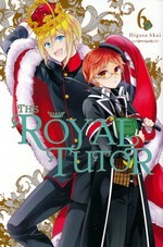 Royal Tutor, The (TPB) nr. 6.