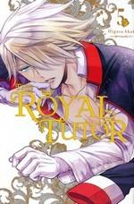 Royal Tutor, The (TPB) nr. 5.
